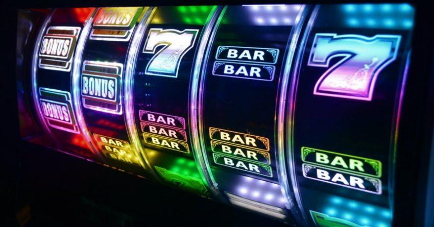 computerised slot machines