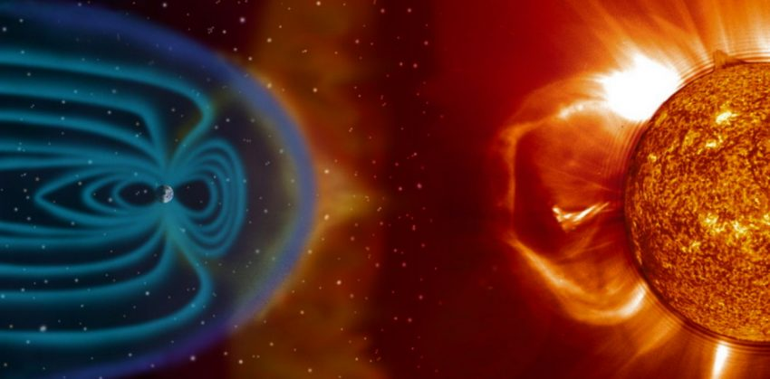 influences of the solar wind