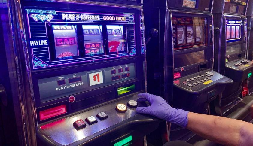 ways to cheat at slots